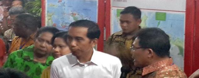 Jokowi Optimistis e-Government akan Mulus dengan SKKL SMPCS