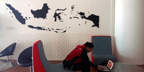 Indonesia harus pertahankan teritori digital