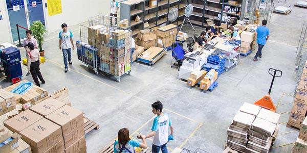 Sharing Economy Bisa Bikin Sektor Logistik Kompetitif