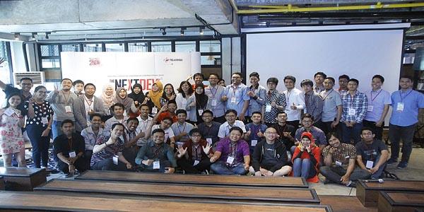 Telkomsel Resmi Mulai The NextDev Boot Camp
