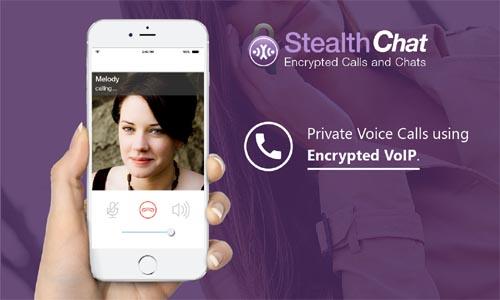 StealthChat Tambah Fitur Keamanan