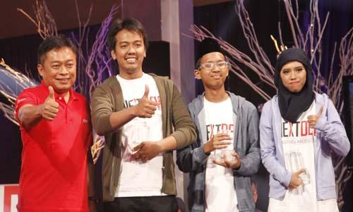 Ini Tiga Aplikasi Jawara di The NextDev 2015