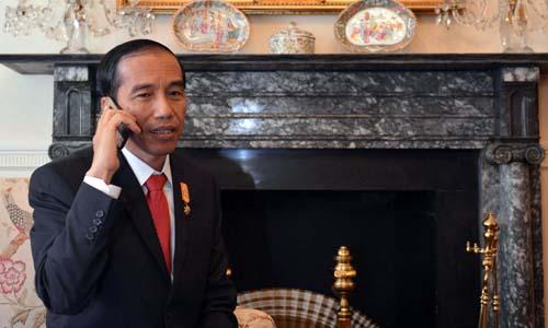 Jokowi sedih lihat isi medsos banyak caci maki