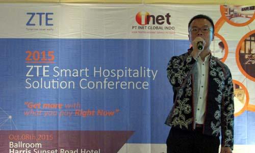 ZTE Perkuat Posisi di Solusi Smart Hospitality