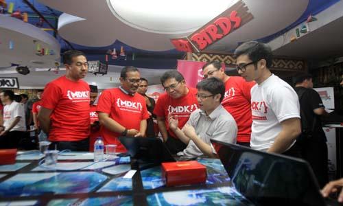 Telkom Dorong Aplikasi untuk Solusi Permasalahan Bangsa