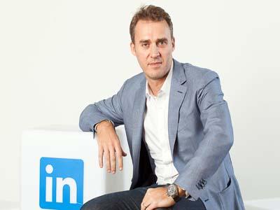 LinkedIn Tunjuk Olivier Legrand sebagai Managing Director Asia Pasifik