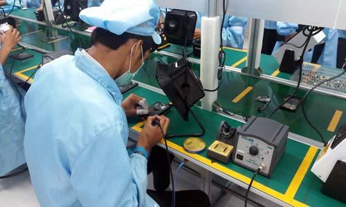 Sat Nusapersada kerjasama dengan Pegatron rakit produk elektronik