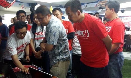 Demi Hackathon Merdeka 2.0, Telkom Sediakan Bandwidth 3 Gbps