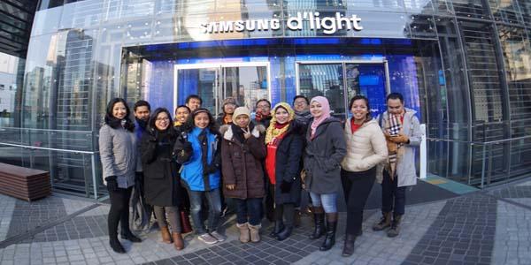 Telkomsel Bawa Pemenang The NextDev ke Korea Selatan