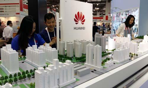 Vodafone moratorium pembelian produk 5G milik Huawei