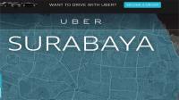 Uber Ekspansi ke Surabaya