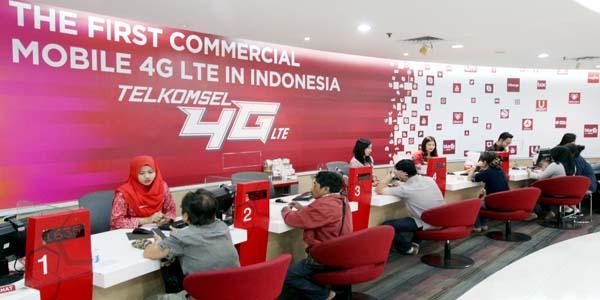 Layanan 4G dari Telkomsel Telah Pikat 2,8 juta Pelanggan