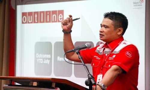 Telkom Tak Anggap OTT sebagai Ancaman