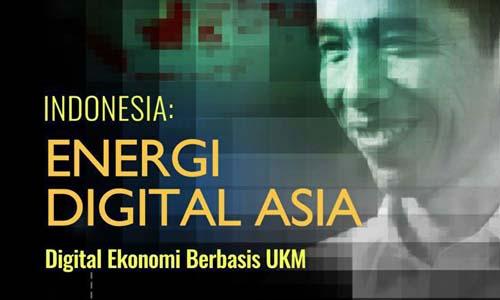 Indonesia-Singapura ingin kembangkan ekonomi digital