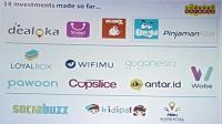 Indosat Ooredoo dan Softbank Sudah Berinvestasi di 14 Startup