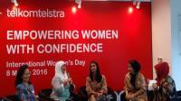 Cara Telkomtelstra Berdayakan Perempuan dengan Pledge for Parity