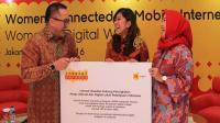 Indosat Ooredoo Dukung Perempuan Optimalkan Teknologi Digital