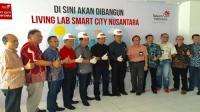 Telkom Hadirkan Living Lab Smart City Nusantara