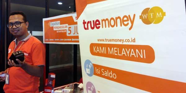 Isi ulang KMT akan bisa via Pay Pro dan True Money