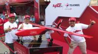 Elang Nusa Telkomsel Sapa Palembang dan Ambon
