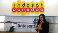 Aplikasi Indosat Dimanfaatkan Aerotrans untuk Ridesharing