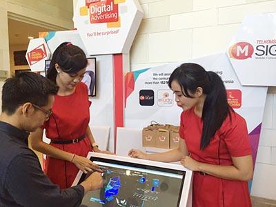 Laba Mitra Komunikasi Nusantara turun 15,29%