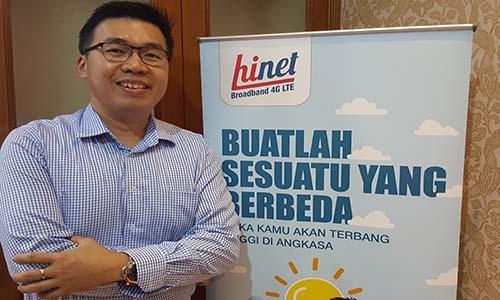 Berca akan komersialkan 4G LTE Hinet di semester II 2016