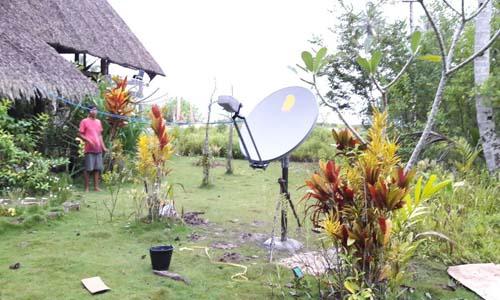 Telkom MangoSTAR mulai mengudara di Sumbar
