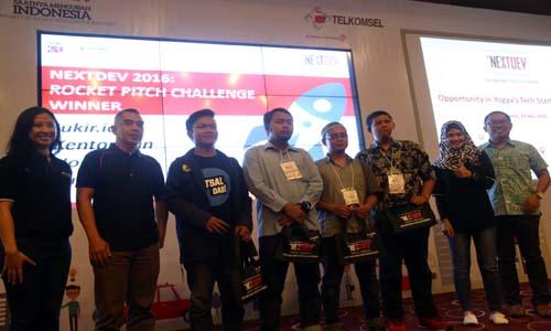 Telkomsel mulai roadshow The NextDev 2016