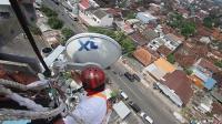 XL pastikan layanan lancar di Garut