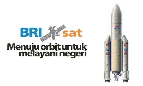 Arianespace tunda peluncuran BRIsat