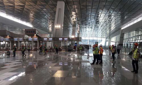 Ini teknologi terbaru yang ada di Terminal 3 Ultimate Bandara Soekarno-Hatta