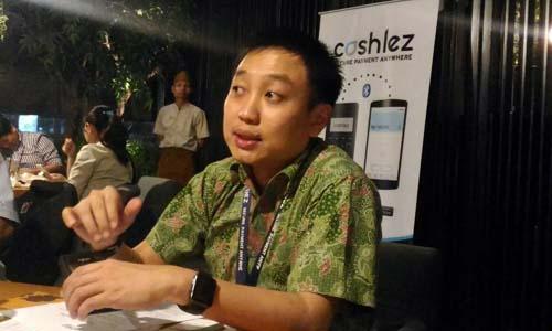 Cashlez dukung transaksi non tunai di Gramedia