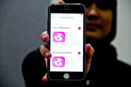 Telkomsel tawarkan paket komunikasi Haji