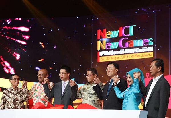 ICT Carnival ke-3, usung tema New ICT, New Game