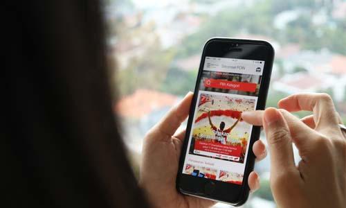 Rayakan HUT RI, Telkomsel tebar 17 smartphone setiap hari