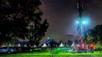 Telkomsel kawal Jambore Nasional Pramuka dengan 4G