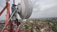 Refarming frekuensi 2,1 GHz sudah 50%
