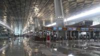 Mencicipi aplikasi Indonesia Airports