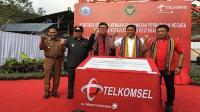 Telkomsel janji tak kendor jaga kedaulatan digital NKRI di Perbatasan