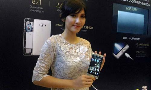 Asus Andalkan ZenFone 3 Goyang Pasar Smartphone