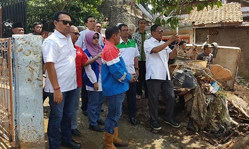 Telkom Group salurkan bantuan untuk korban banjir Garut