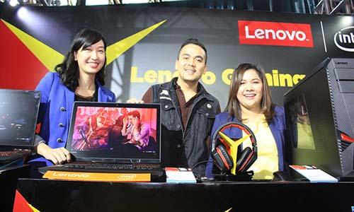 Lenovo rilis PC Gaming IdeaCentre Y900 dan IdeaPad Y900