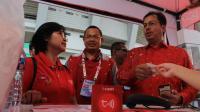 Trafik 4G Telkomsel melesat selama PON XIX 2016