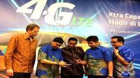 XL ingin pertahankan dominasi di 4G