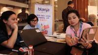 Menjajal aplikasi Blanja.com