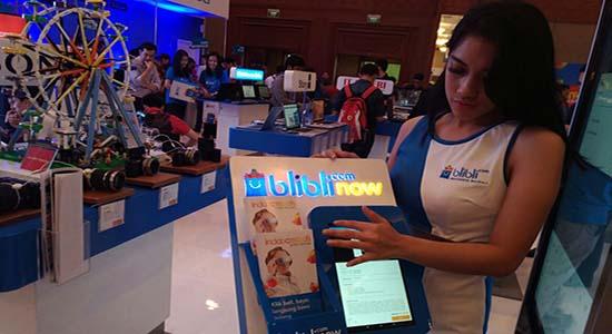 Blibli gelar Festival Nasi Online