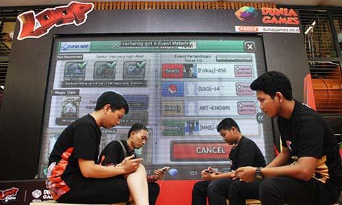 Telkomsel bikin LOOP Games Competition di 50 Kota