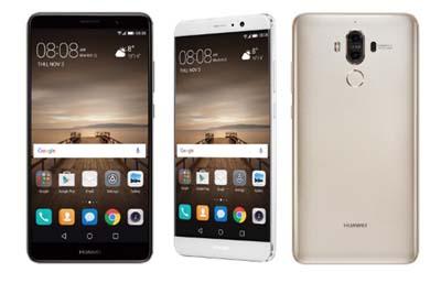 Huawei rilis Huawei Mate 9