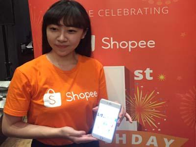 Shopee sudah layani transaksi US$ 1,8 miliar dalam setahun